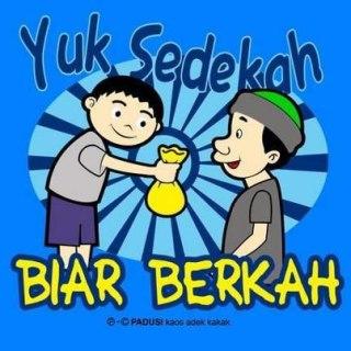 DP BBM Islami Terbaru